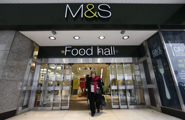 Marks & Spencer. Picture: REUTERS