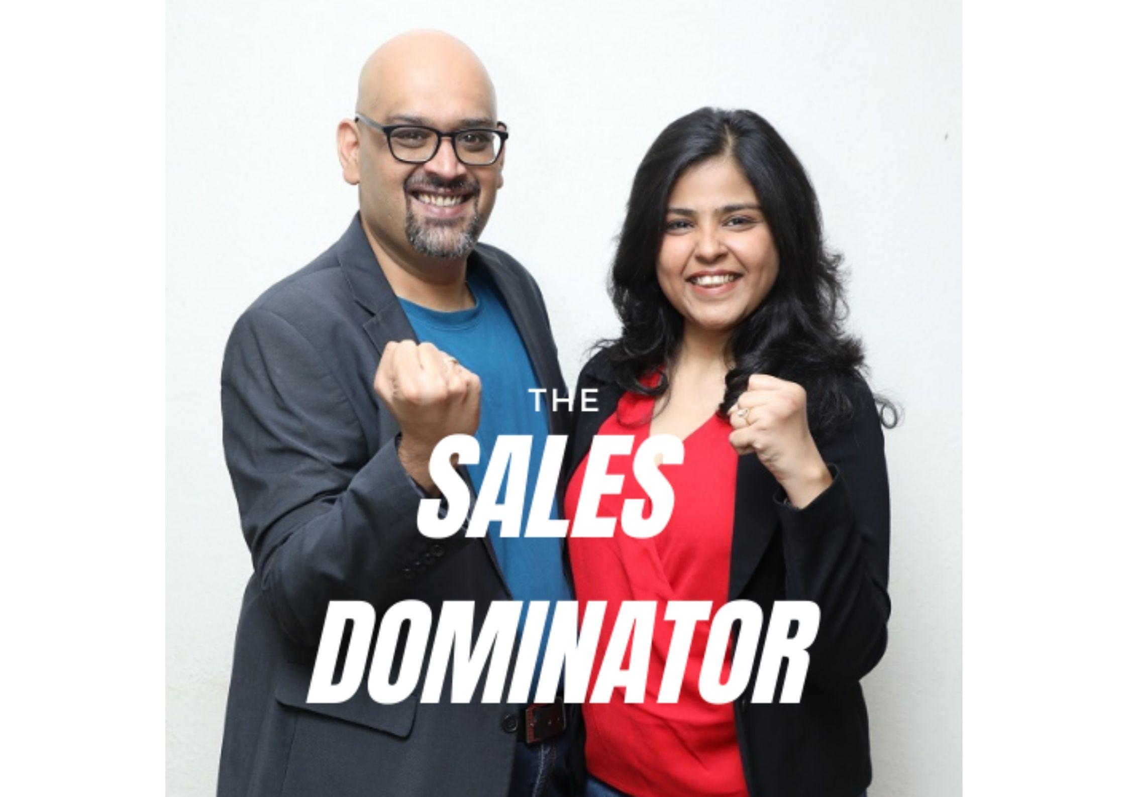 logo of the sales dominator