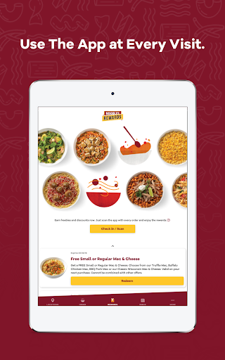 Screenshot for Noodles World Kitchen in United States Play Store