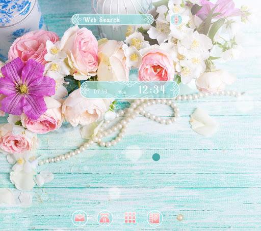 背景圖片/icon 粉彩花瓣