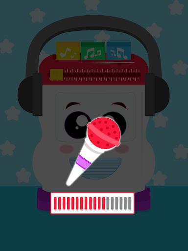 Baby Radio Toy. Capturas de pantalla del juego para niños 8