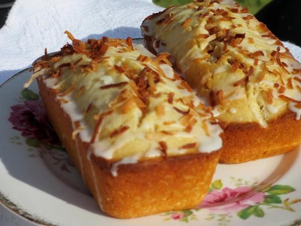 Coconut Cream Bread Recipe