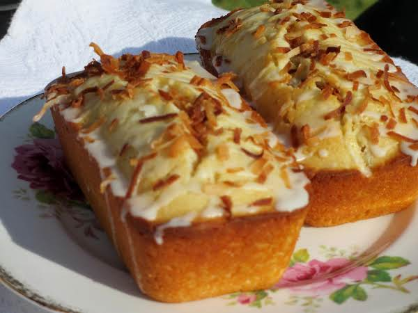 Coconut Cream Bread Recipe