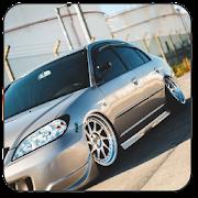 Modified Subaru