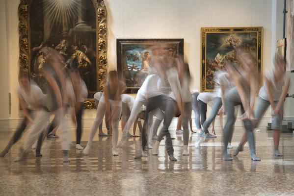 La danza è una poesia di Schivio