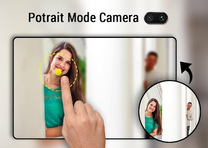 Portrait Mode Camera Mod Apk Download Free 4