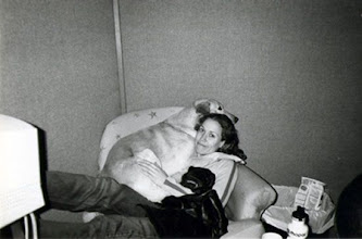 Photo: Sheryl and Scout 2