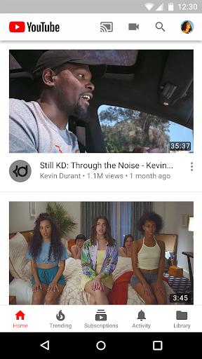 YouTube 14.25.57 screenshots {n} 2