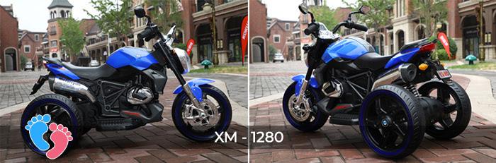 Xe moto điện cho bé XM-1280 10