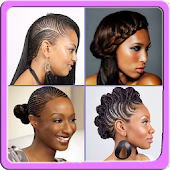 African Braid Styles Ideas