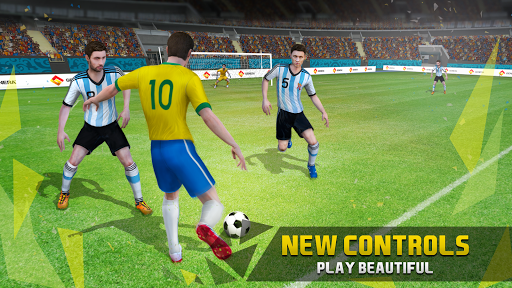 Soccer Star 2018 World Cup Legend: Road to Russia! screenshot 5
