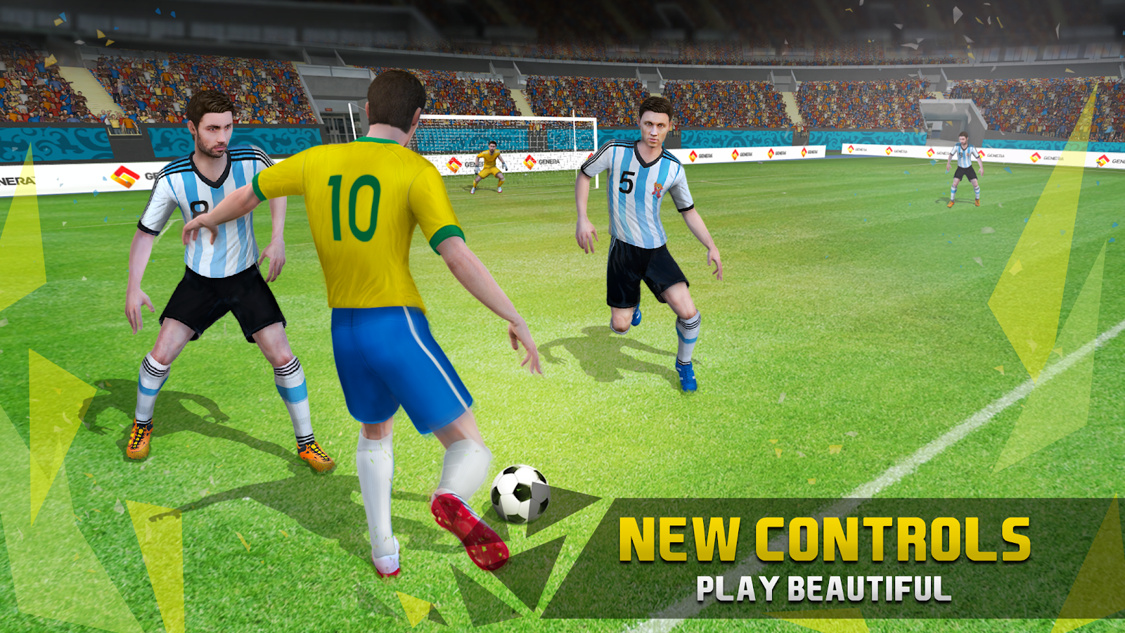 Soccer Star 2018 World Cup Legend: Road to Russia!- screenshot