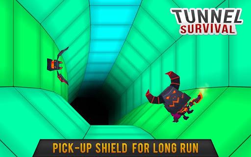 TWISTY ROAD SURVIVAL: AMAZING COLOUR WEB TUNNEL  screenshots 6