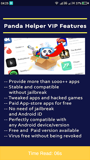 New Panda Helper! Games Launcher VIP! screenshot 4