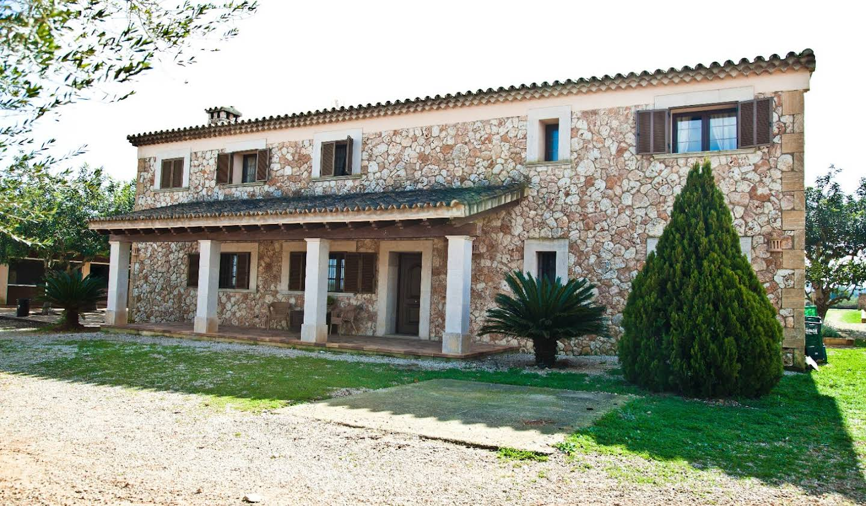 Maison avec piscine et terrasse Santa Eugènia