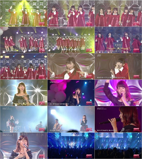 (TV-Music)(1080i) NGT48 柏木由紀 Part – CDTVガールズフェス2017 180106