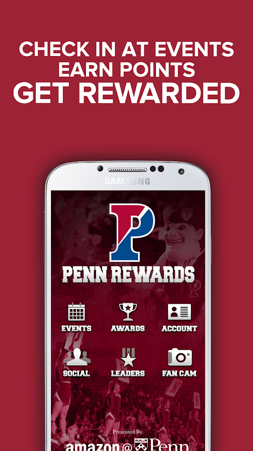 Penn Rewards- screenshot