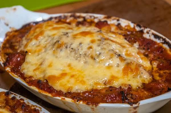 Poultry Essentials: Cheesy Tomato & Chicken Bake Recipe