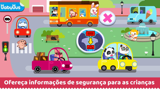 Segurança para Crianças do Bebê Panda screenshot 1