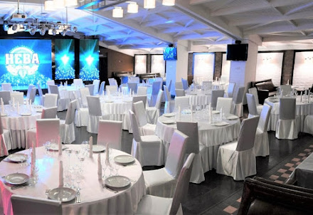 Банкетный зал Neva Hall для корпоратива