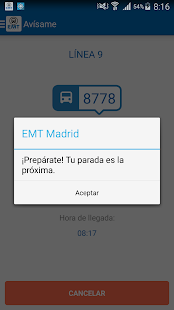 EMT Madrid- screenshot thumbnail