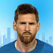 Messi Runner Gira Mundial