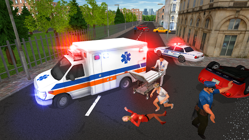 Ambulance Game 2016