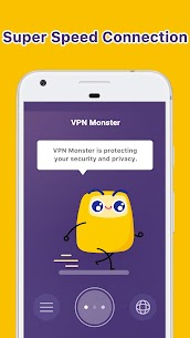Unlimited Free VPN Monster – Fast Secure VPN Proxy App Download For Android 2
