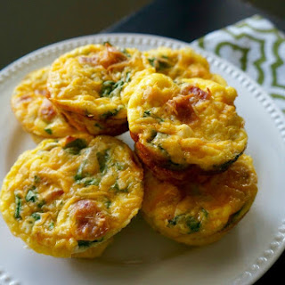 On-The-Go Mini Breakfast Casseroles