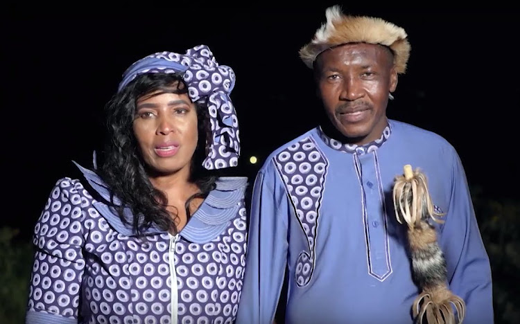 OPW's Cabo and Abraham are happy in their second marriage.