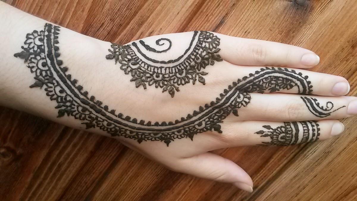 Daydreamer Henna Tattoo