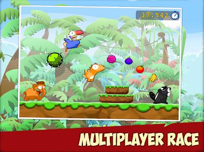 Dino Rush Race 15