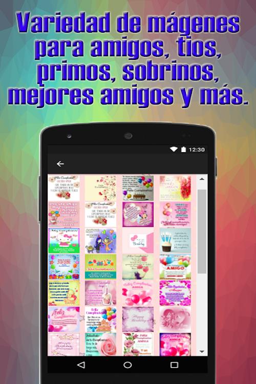 Frases De Feliz Cumpleaños Para Mi Amor Android