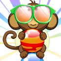 Bubble Monkey Summer icon