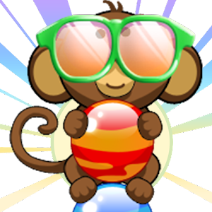 Bubble Monkey Summer for PC and MAC
