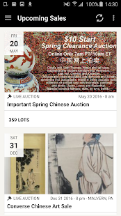 Converse Auctions- screenshot thumbnail