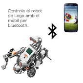 Controlar robot NXT