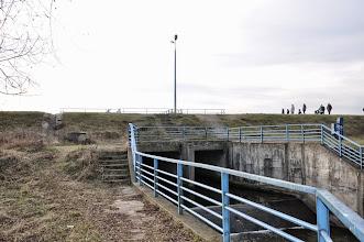 Photo: 68,5 km Poniżej zapory