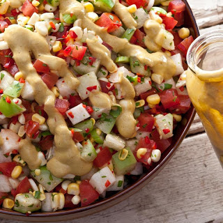 Chipotle-Avocado Salad Dressing.