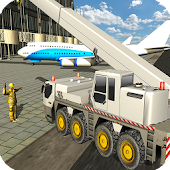 City Airport Crane Operator construction builders