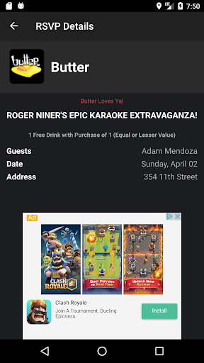 Download Guest List Nation for Android 3.38 2