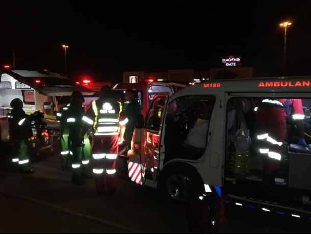 One dead, 14 injured in taxi collision in Potchefstroom - SowetanLIVE