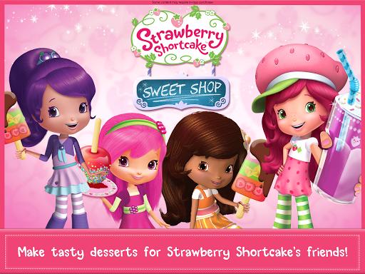Strawberry Shortcake Sweet Shop screenshot 11