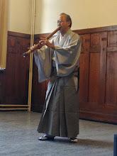 Photo: Matama Kazushi sensei