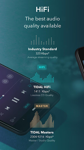 TIDAL Music - Hifi Songs, Playlists, & Videos 2.13.2 screenshots 2
