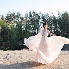 Wedding photographer Yana Tkachenko (yanatkachenko). Photo of 04.06.2018