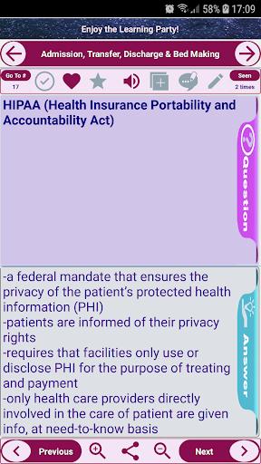 Certified Medical Administrative Assistant (CMAA) screenshot 1