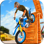 3D Racing on Bike Trial Xtreme : Real Stunt Rider Icon