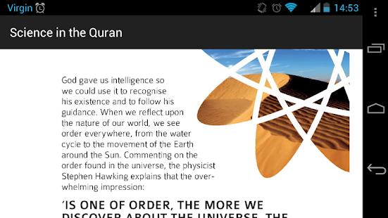 water in the quran About 72 percent of the surface of our globe is still covered with water, and it has been estimated that if the inequalities of the surface were all leveled, the whole surface would be under water, as the mean elevation of land sphere-level would be 7,000-10,000 feet below the surface of the ocean (cf 11:7.