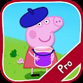 Peppa kids mini games PRO